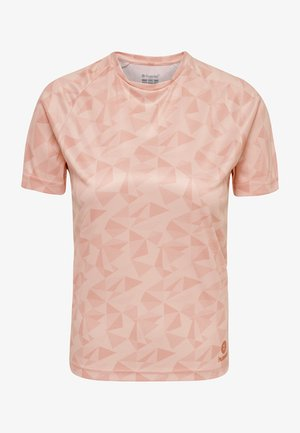 HMLACTIVE  - Print T-shirt - mellow rose