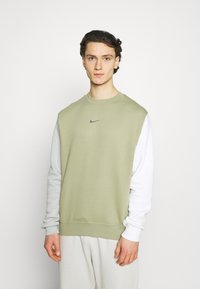 Nike Sportswear - CREW - Sweatshirt - medium khaki - 0
