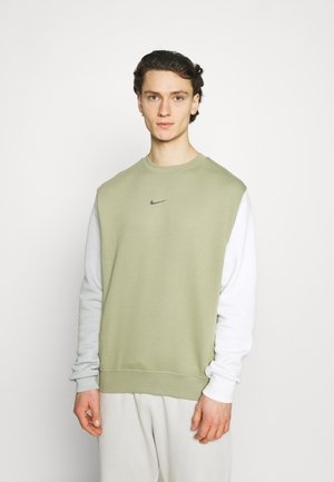 CREW - Sweatshirt - medium khaki