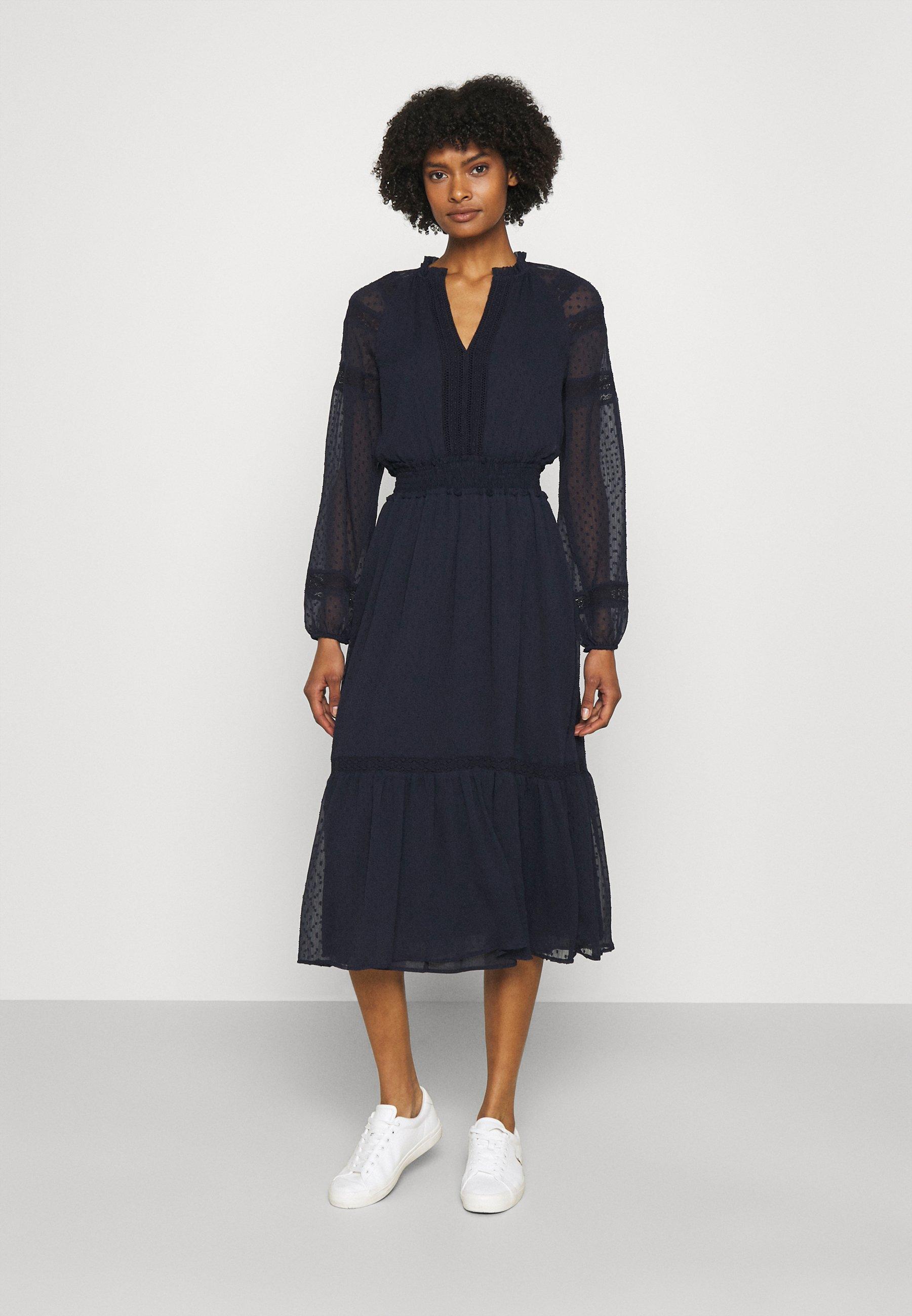 Women SWINTON SWISS DRESS - Day dress