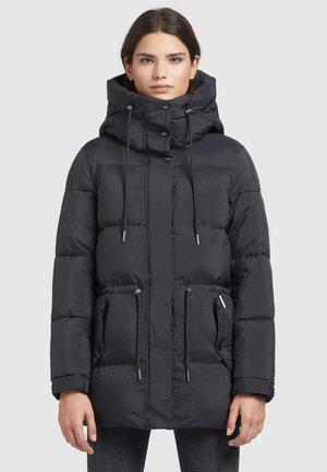 LEVIANI - Winter coat - schwarz