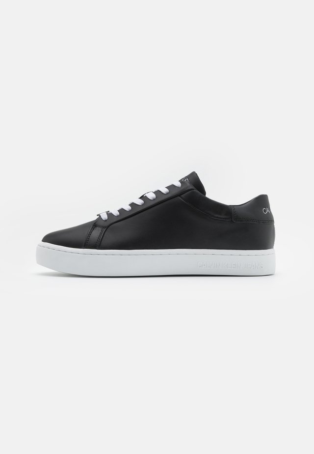 CUPSOLE LACEUP - Sneakers laag - black
