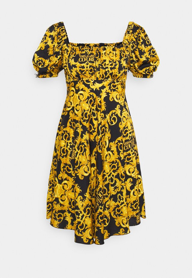 LADY DRESS - Korte jurk - black