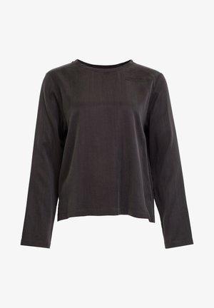 DELANIA - Long sleeved top - brown