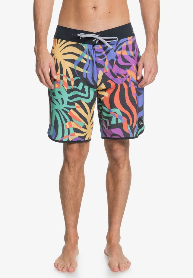 HIGHLINE VACANCY SCALLOP  - Swimming shorts - black