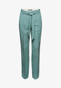 Esprit Collection - Trousers - dark turquoise - 5