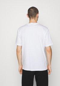 HUGO - DERO - T-shirt - bas - white - 2