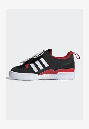 FORUM 360 C ORIGINALS CONCEPT SNEAKERS SHOES - Trainers - core black/ftwr white/vivid red