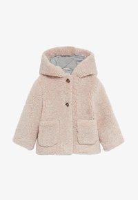 Mango - CAPI - Winter jacket - rosa - 0