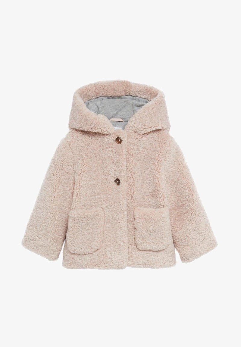 Mango - CAPI - Winter jacket - rosa