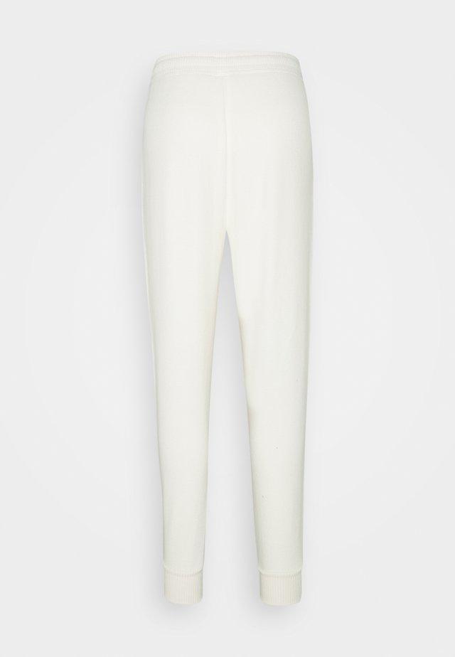 SUPER SOFT CREW PANT SET - Pyjama set - almond butter