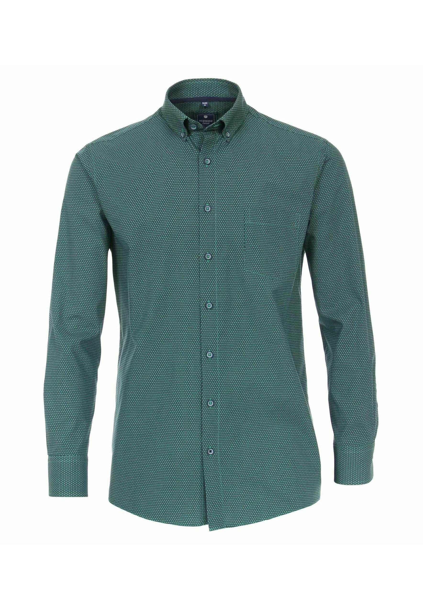 Herren Hemd - grün