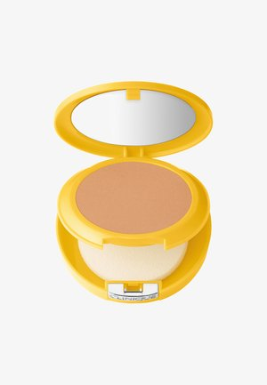 SUN SPF30 MINERAL POWDER MAKE-UP - Puder - medium