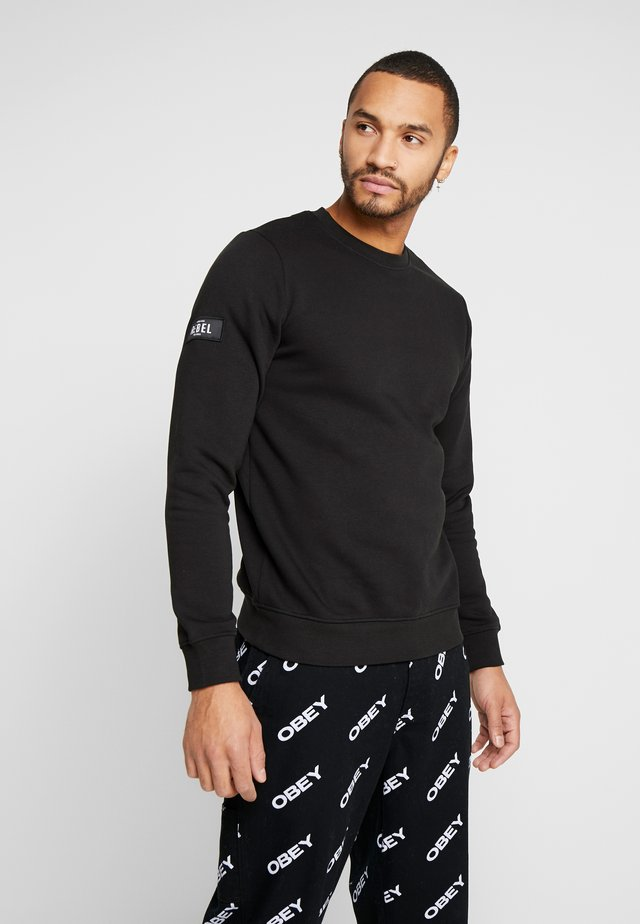 COOPER - Sweatshirt - black