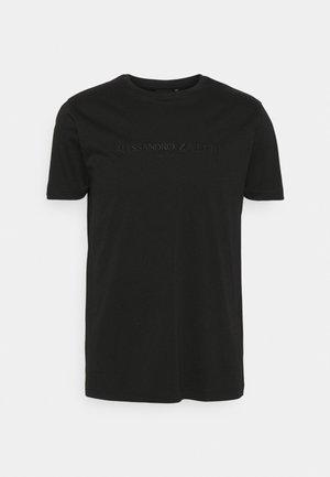 DEMINIO - Jednoduché triko - black