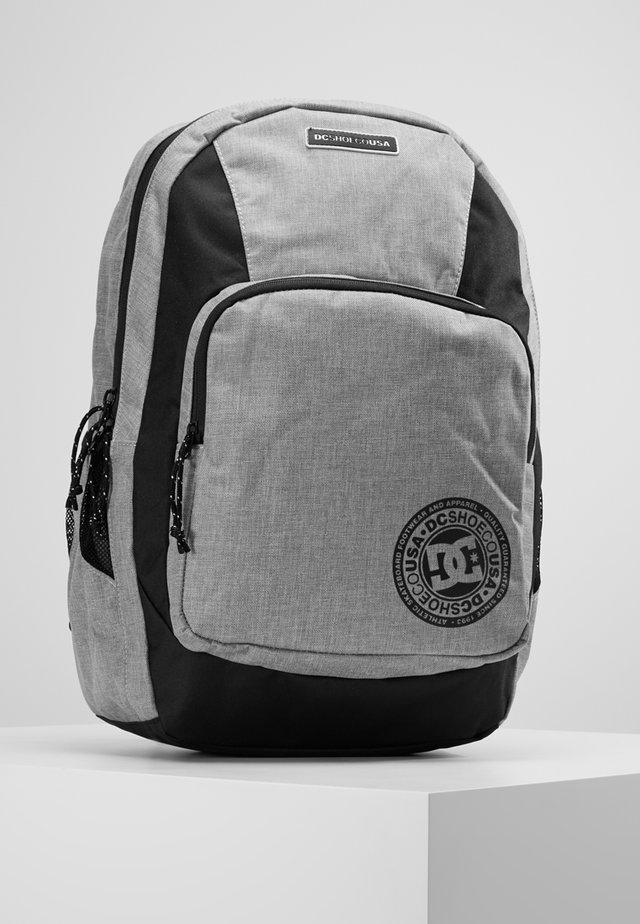 THE LOCKER - Rucksack - grey heather