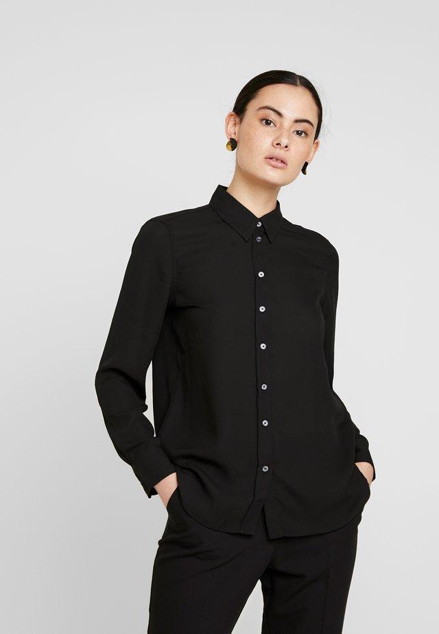 DILLON CLASSIC - Skjorte - black