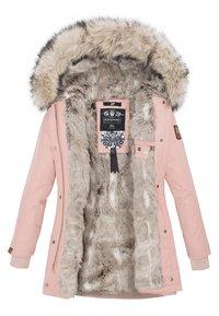 Navahoo - CRISTAL - Winter coat - light pink - 3