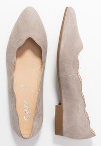 Gabor - Ballet pumps - visone - 3