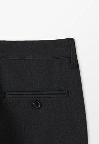 Grunt - DUDE - Chino kalhoty - grey - 5