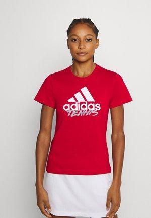 T-shirts print - scarle