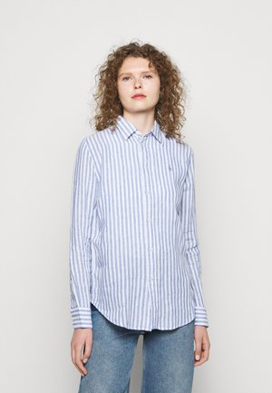 STRIPE LONG SLEEVE - Košile - white