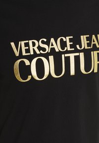 Versace Jeans Couture - T-shirts med print - nero - 2