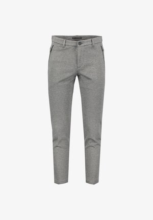 RAID - Trousers - anthrazit