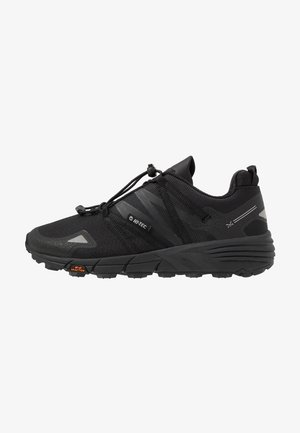 V-LITE TRAIL RACER LOW WOMENS - Trail running shoes - black