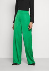 HUGO - HAREMAS - Kalhoty - medium green - 0