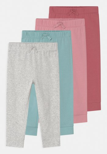 4 PACK - Trousers - multi-coloured