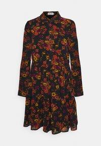 Molly Bracken - LADIES WOVEN DRESS - Day dress - windflowers black - 4