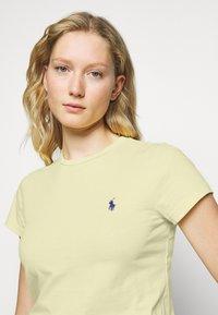 Polo Ralph Lauren - Basic T-shirt - banana peel - 3
