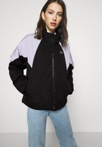 adidas Originals - SHORT PUFFER - Winter jacket - black - 3