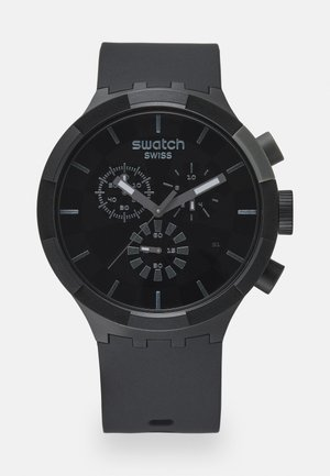 RACING PIRATE - Chronograph watch - black/grey
