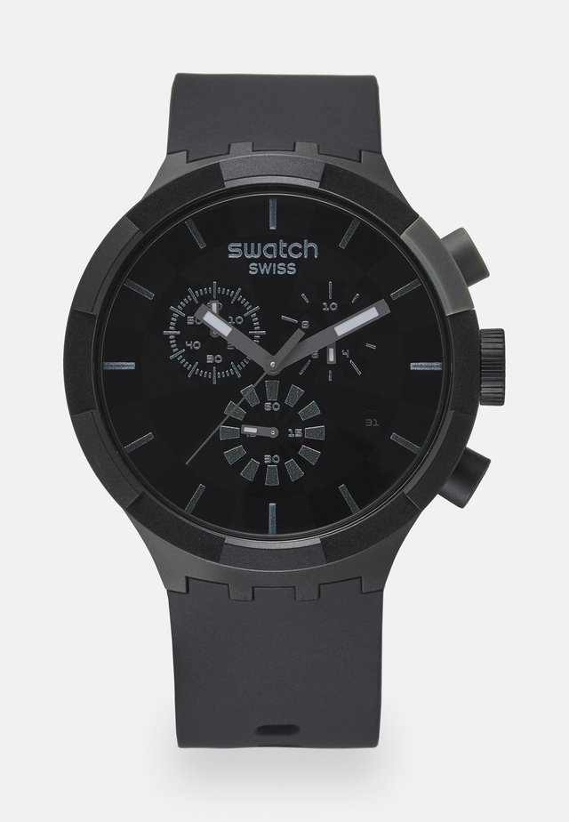 RACING PIRATE - Montre à aiguilles - black/grey
