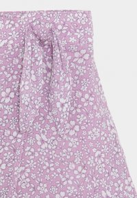 Abercrombie & Fitch - CHASE WRAP FRONT SKIRT - A-line skirt - lavender - 2