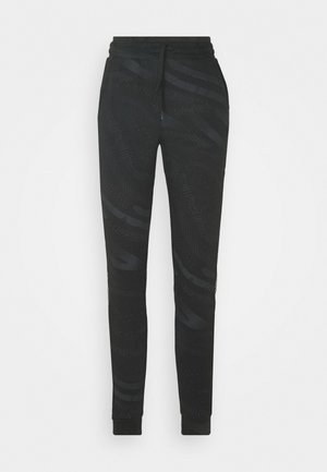 ONPONAY PANTS - Tracksuit bottoms - black/silver