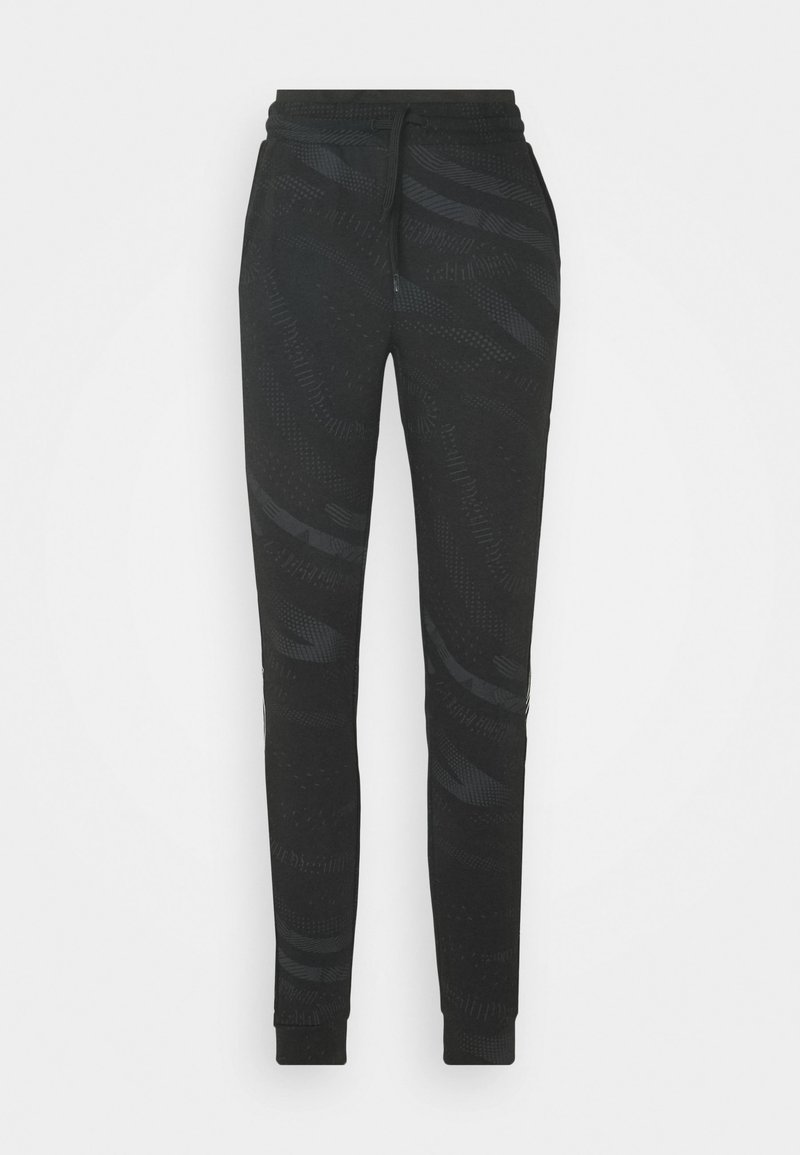 ONLY PLAY Tall - ONPONAY PANTS - Tracksuit bottoms - black/silver