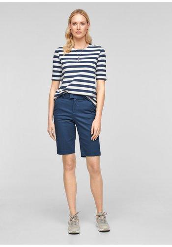 Shorts - faded blue