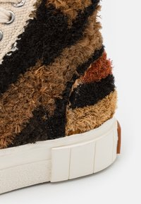 Good News - PALM MOROCCAN UNISEX - High-top trainers - oatmeal - 5