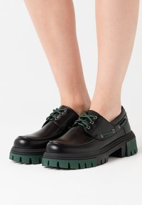 Koi Footwear - VEGAN DAWN - Lace-ups - green - 0