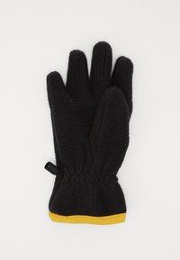 Jack Wolfskin - BAKSMALLA GLOVE KIDS - Gloves - black - 2