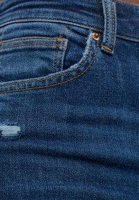Bershka - Jeans bootcut - blue - 4