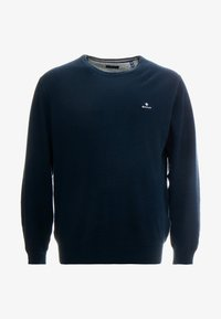 GANT - PLUS CREW - Jumper - evening blue - 4