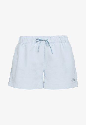 WOMENS CLASS - Outdoor shorts - blue