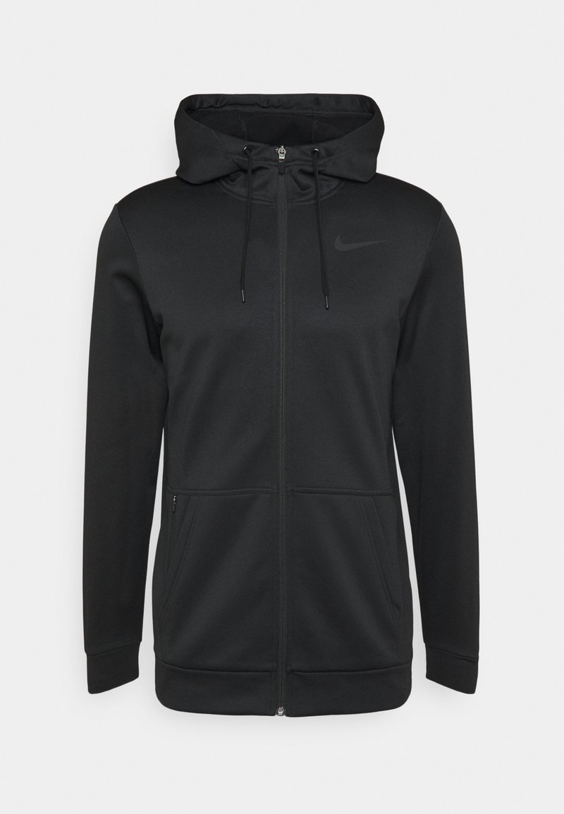 Nike Performance - THRMA  - Zip-up hoodie - black/dark grey
