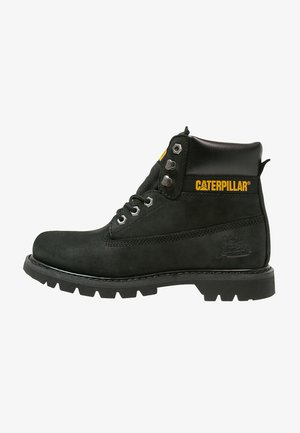 COLORADO - Botines con cordones - black