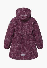 Reima - SILDA - Zimní kabát - deep purple - 2