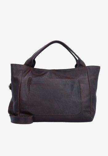 CARDIFF - Handbag - brown